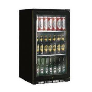 Sanden Intercool ICG-108 (100lit) Επιτραπέζιο Ψυγείο Βιτρίνα Συντήρησης