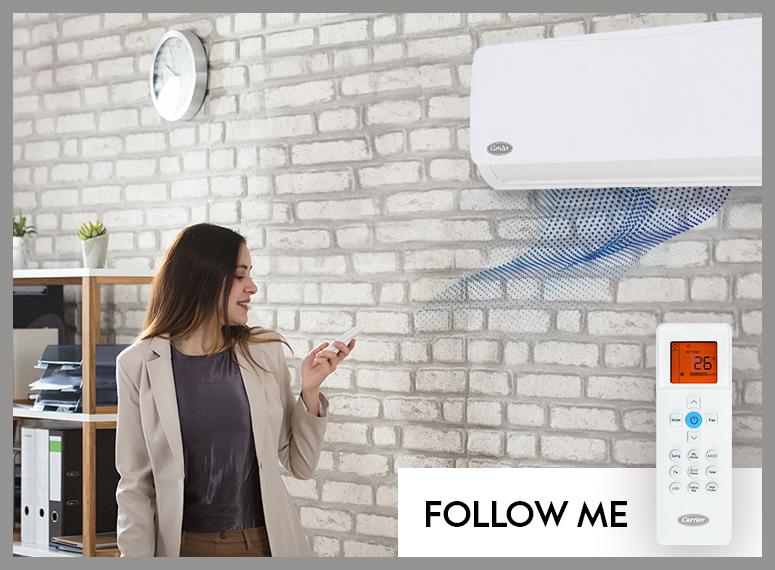 Λειτουργία Follow Me